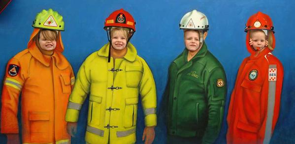 ACT Emergency Services faceboard